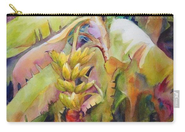 Banana Bay I Carry-all Pouch