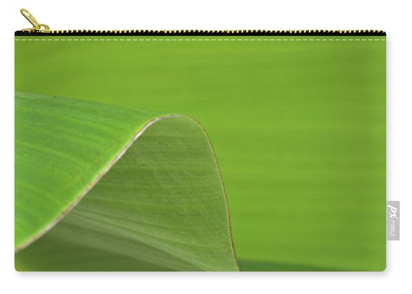 Banana Tree Leaves Carry-all Pouch