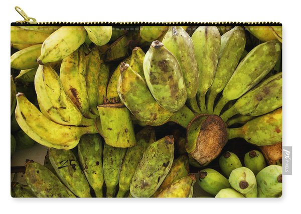 Bananas At Market Carry-all Pouch