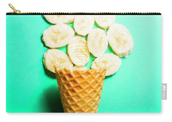 Bananas Over Sorbet Carry-all Pouch