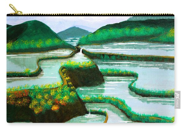 Banaue Carry-all Pouch