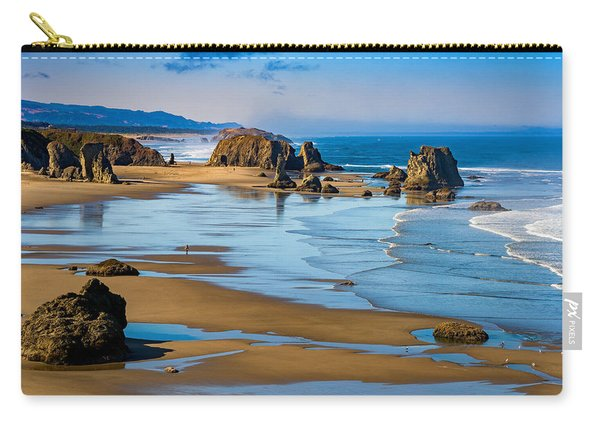 Bandon Beach Carry-all Pouch