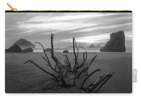 Bandon Beach Tree Carry-all Pouch