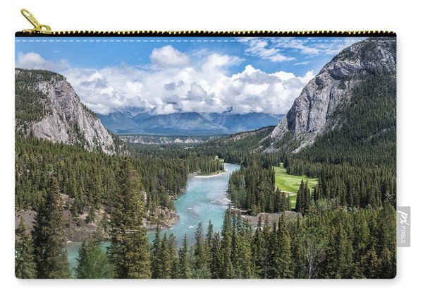 Banff - Golf Course Carry-all Pouch