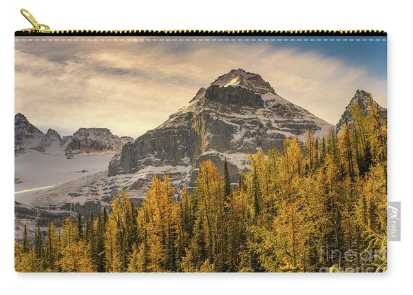 Banff Larch Valley Autumns Serenity Carry-all Pouch