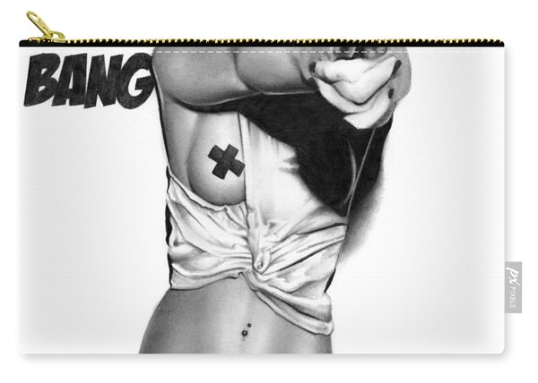 Bang Bang Carry-all Pouch