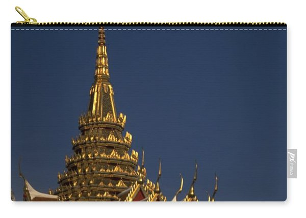 Bangkok Grand Palace Carry-all Pouch