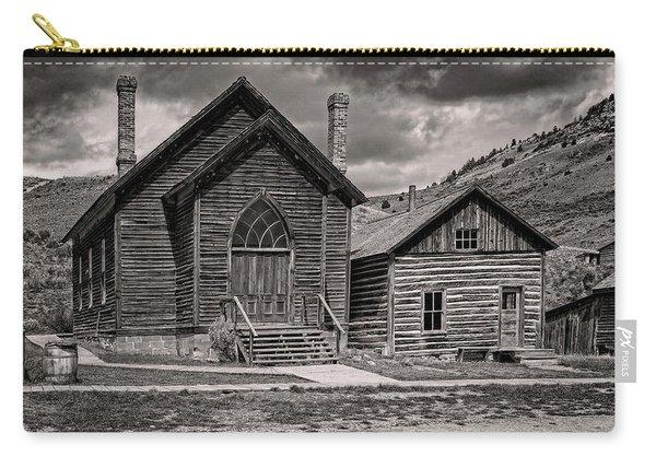 Bannack Church Carry-all Pouch
