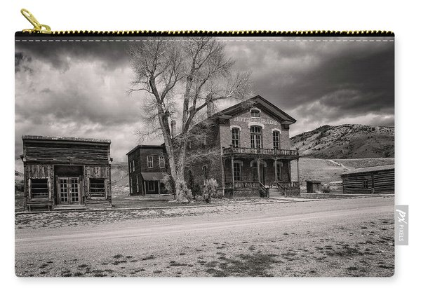 Bannack Montana Ghost Town Carry-all Pouch