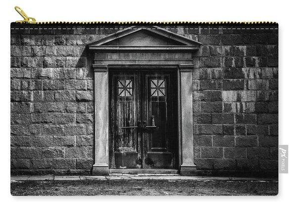 Bar Across The Door Carry-all Pouch