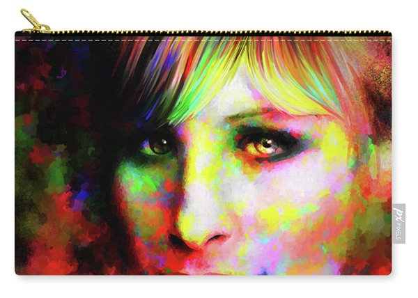 Barbara Streisand Carry-all Pouch