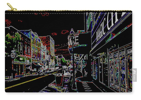 Barberton The Magic City Carry-all Pouch