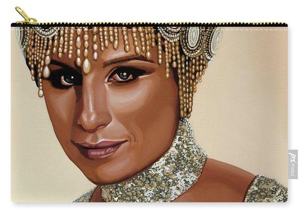 Barbra Streisand 2 Carry-all Pouch