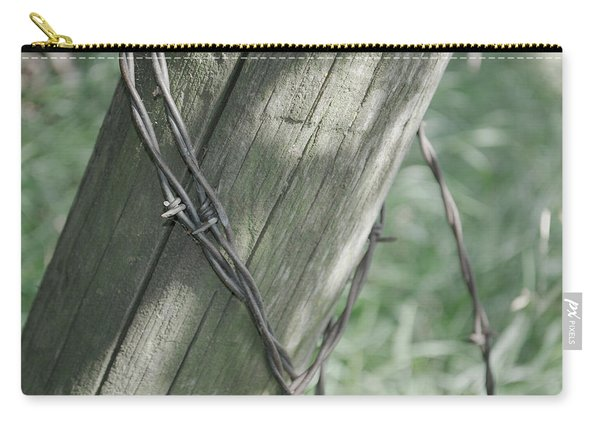 Barbwire Shadow Carry-all Pouch