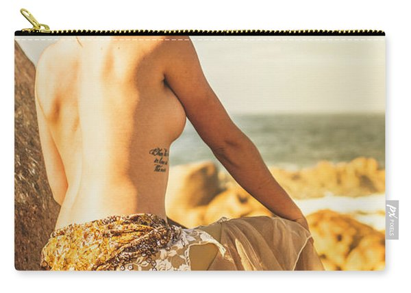 Bare Elegance Carry-all Pouch