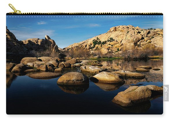 Barker Dam Lake Carry-all Pouch