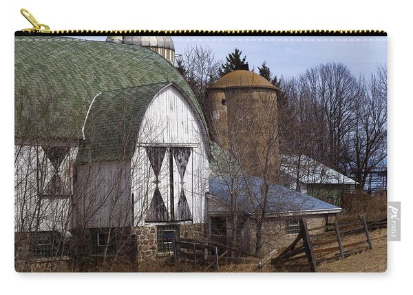 Barn On 29 Carry-all Pouch