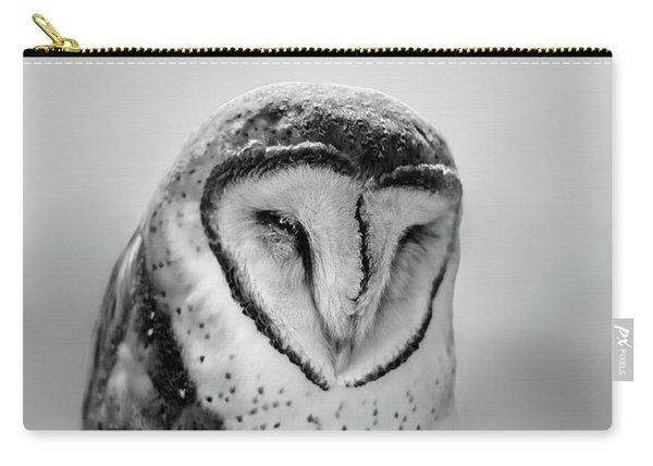 Barn Owl II Carry-all Pouch