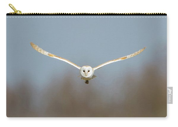 Barn Owl Sculthorpe Moor Carry-all Pouch