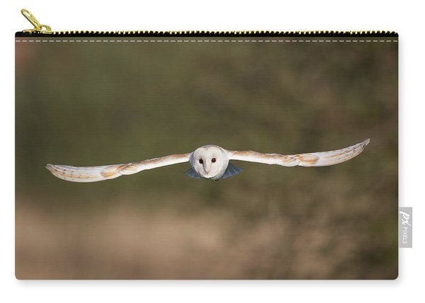 Barn Owl Wingspan Carry-all Pouch