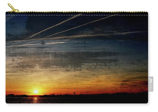Barnegat Bay Sunset 1 - Jersey Shore Carry-all Pouch