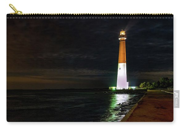 Barnegat Lighthouse Carry-all Pouch