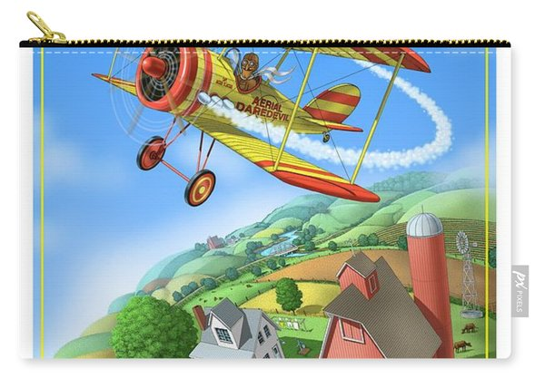 Barnstormer Carry-all Pouch
