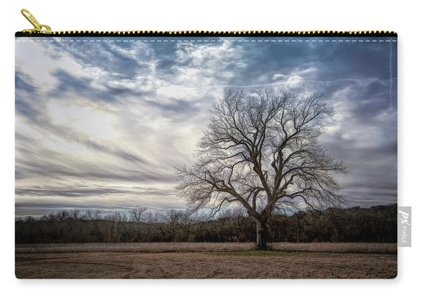 Baron Tree Of Winter Carry-all Pouch
