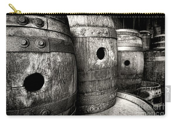 Barrels Of Laugh Past  Carry-all Pouch