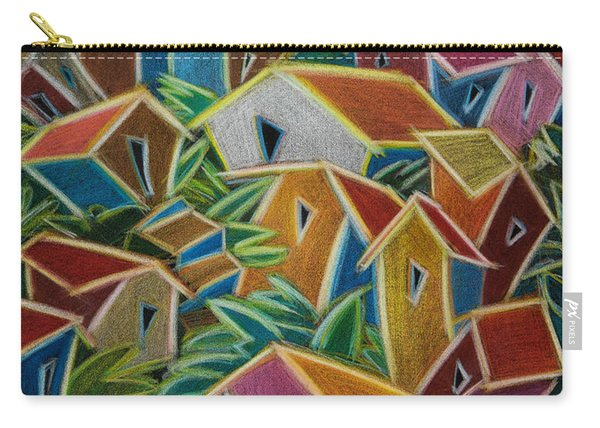 Barrio Lindo Carry-all Pouch