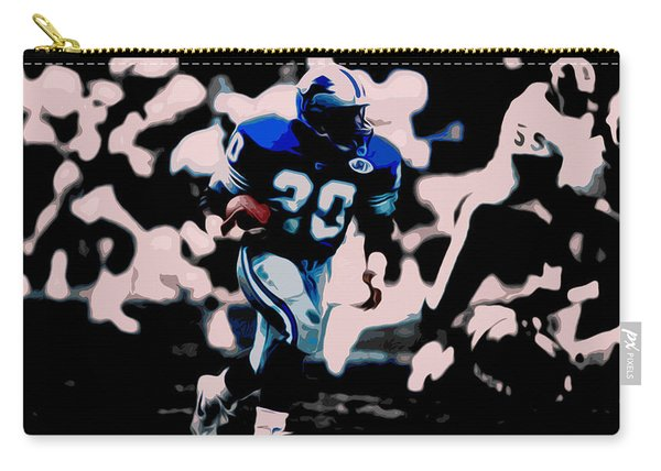 Barry Sanders 17a Carry-all Pouch