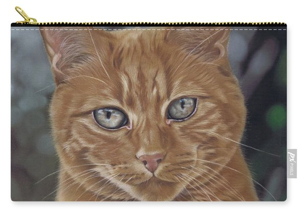 Barry The Cat Carry-all Pouch