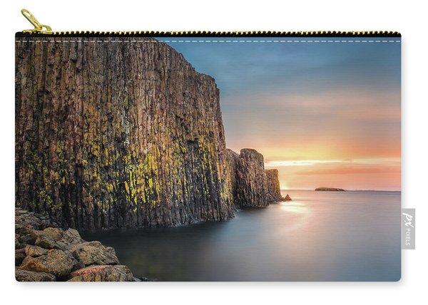 Basalt Island Carry-all Pouch