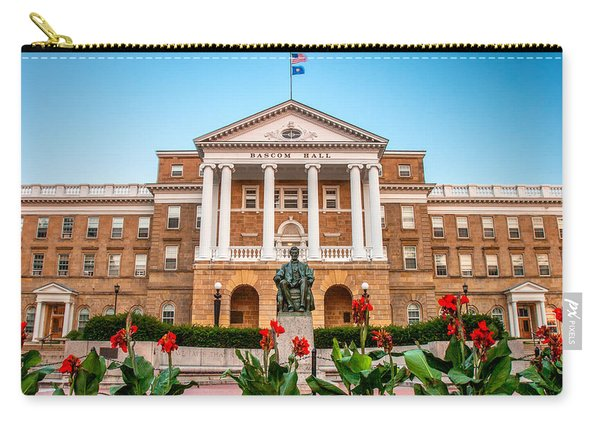 Bascom Hall Carry-all Pouch