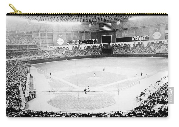 Baseball: Astrodome, 1965 Carry-all Pouch