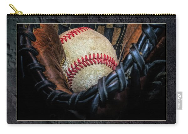 Baseball Collage I Carry-all Pouch