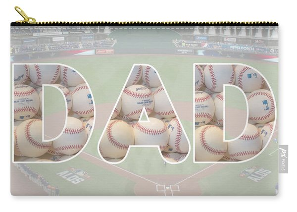 Baseball Dad Carry-all Pouch