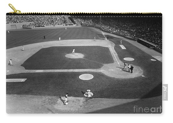 Baseball Game, 1967 Carry-all Pouch