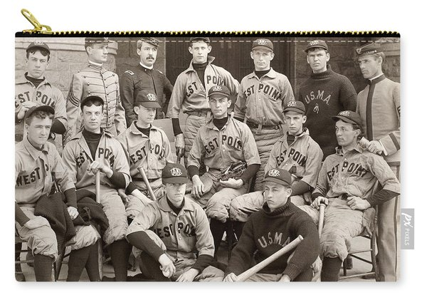 Baseball: West Point, 1896 Carry-all Pouch