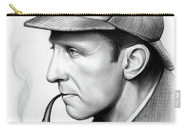 Peter Cushing Carry-all Pouch