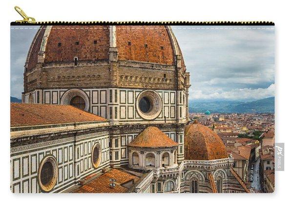 Basilica Di Santa Maria Del Fiore Carry-all Pouch