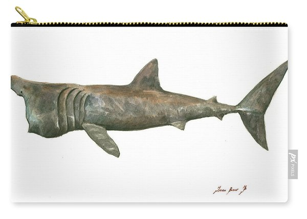Basking Shark Carry-all Pouch