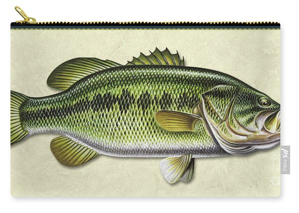 Bass Id Carry-all Pouch
