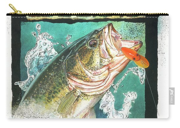 Bass Carry-all Pouch