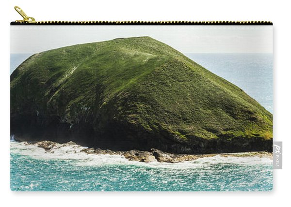 Bass Strait Island Wilderness Carry-all Pouch