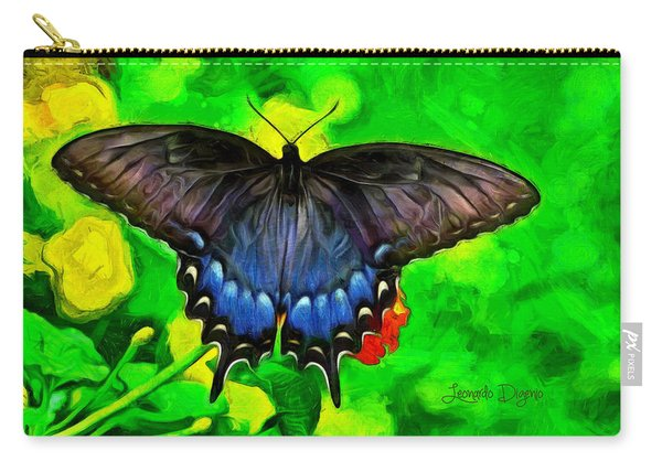 Bat Butterfly - Da Carry-all Pouch