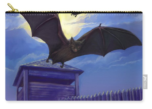 Batsfly Carry-all Pouch
