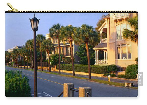 Battery Street Waterfront, Charleston Carry-all Pouch