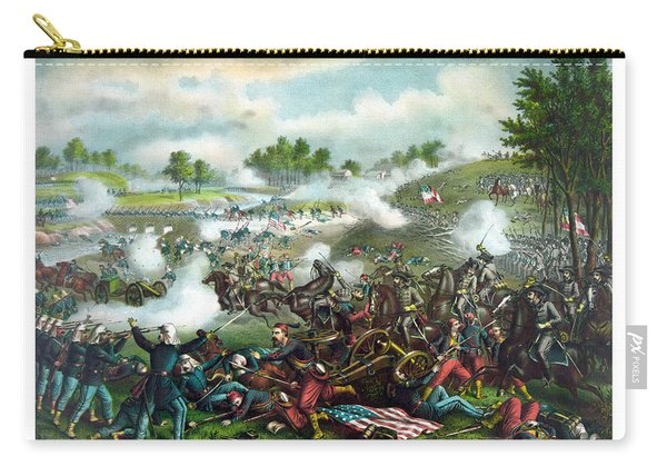 Battle Of Bull Run Carry-all Pouch