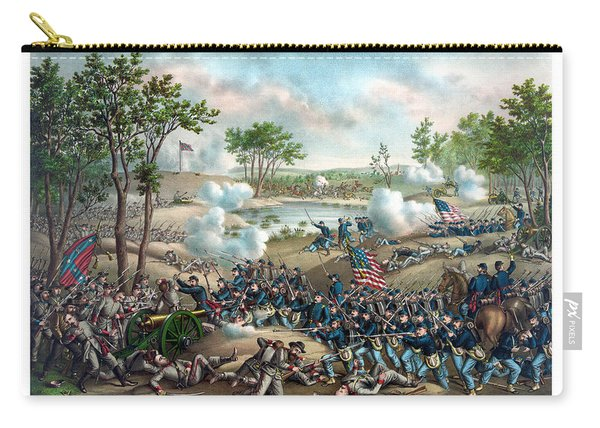 Battle Of Cold Harbor Carry-all Pouch